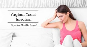 Yeast Infection Symptoms